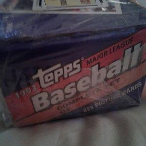 Other - Topps 1993 Baseball cards